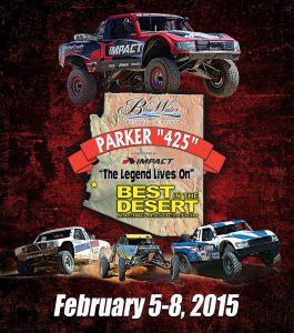 2015 Parker 425