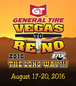 Best in the Desert Vegas To Reno 2016