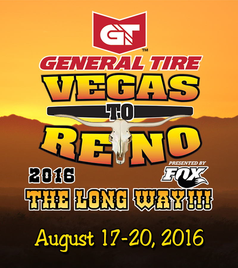 Best in the Desert Vegas To Reno 2016
