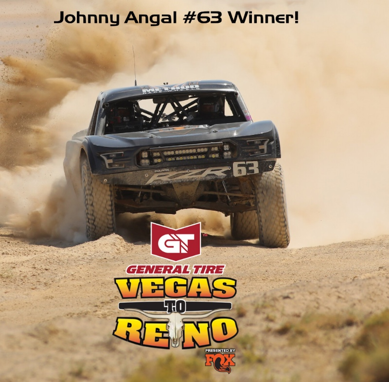 Best Off Road Tires 2018 >> 2018 General Tire Vegas To Reno Presented By Fox Most Hotly