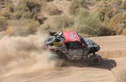 Rally UTV off-road racing class