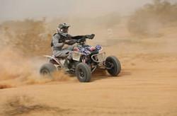 Pro Quad Open off-road racing Class
