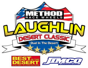 2019 Method Race Wheels Laughlin Desert Classic event logo