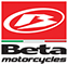 Beta Motorcycles – Official Product Sponsor logo