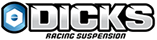 Dicks Racing Suspension sponsor logo