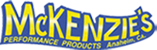McKenzies Performance Products sponsor logo