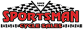 Sportsman Cycle Sales sponsor logo