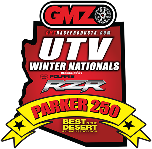 2019 GMZ UTV Winter Nationals Logo