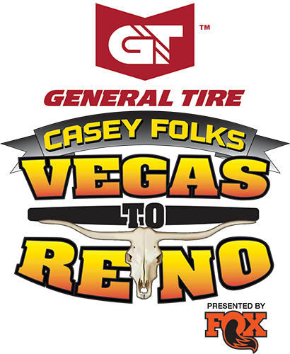 2019 General Tire Casey Folks Vegas to Reno logo