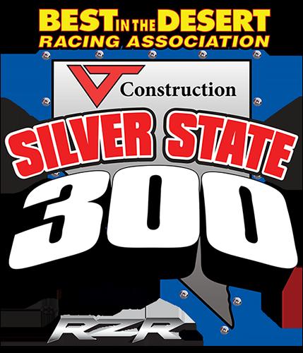 2019 vt construction silver state 300 logo
