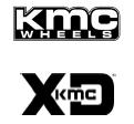 KMC/ XD logo