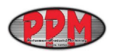 PPM – Performance Products and Machining logo