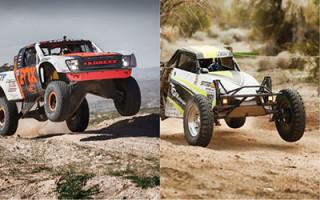 Car/Truck off-road desert racing rule book