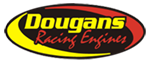 Dougans racing engines logo