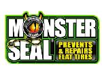 Monster seal logo