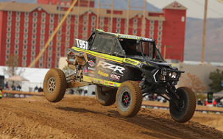UTV off-road desert racing rule book