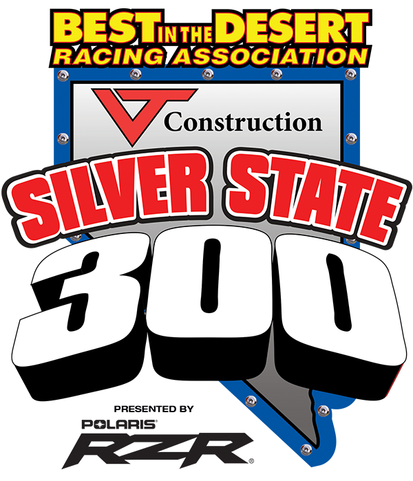 bitd silver state 300 event logo