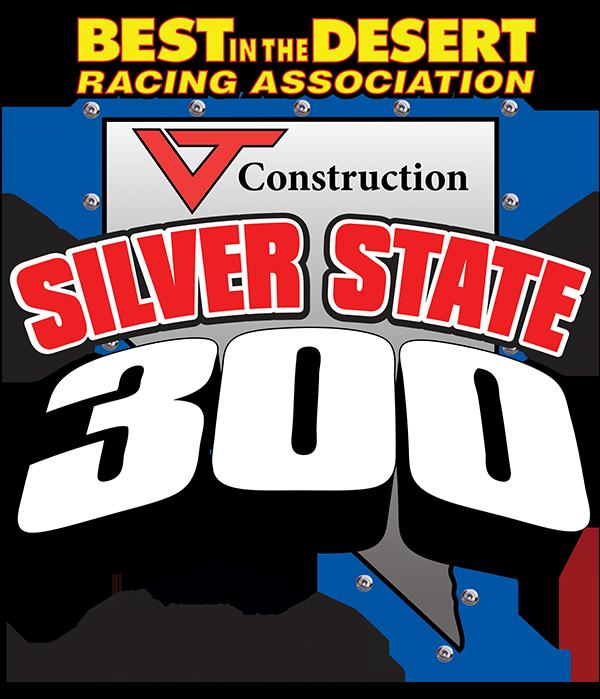 bitd silver state 300 event logo