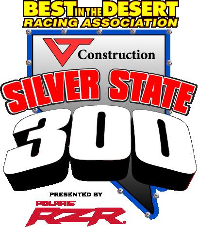 2020 Silver State 300 logo