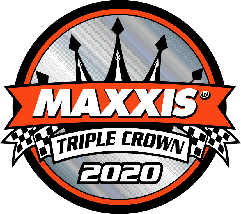 2020 Maxxis Triple Crown logo