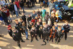 2020 parker 250 youth utv racers