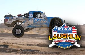 King Shocks Laughlin Desert Classic trick truck racing