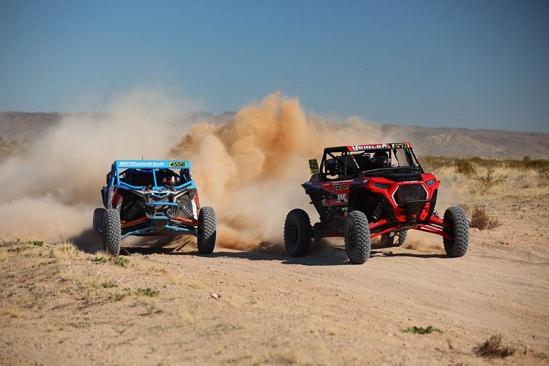2020 Parker 250 UTV Racers