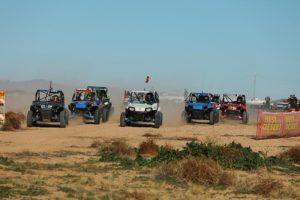 Parker 250 utv race