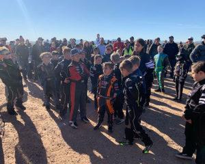 national desert cup youth utv racers