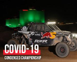 Condensed Covid-19 Championship
