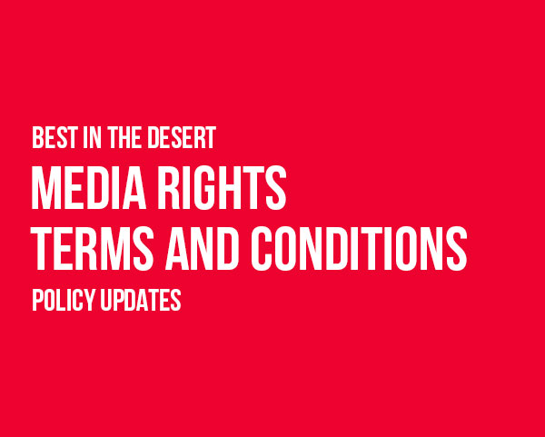 BITD Media Terms and Conditions Policy press release main image