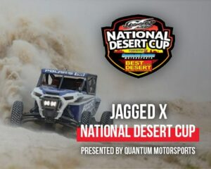 jagged x national desert cup off road short course race
