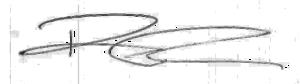 Bryan Folks signature