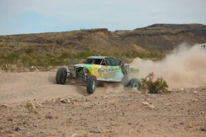 kevin mcmullen racing the 2020 parker 425 off-road race