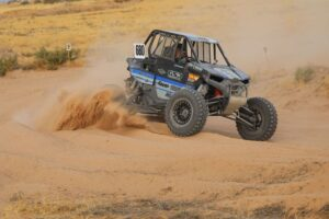 Dallas Gonzalez racing in the 2020 bitd bluewater desert challenge