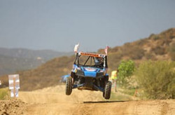 170 Production Youth UTV off-road racing Class