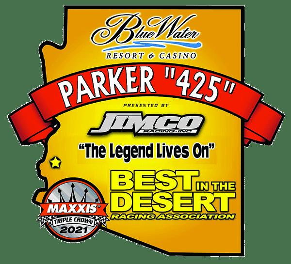 2021 Parker 425 logo