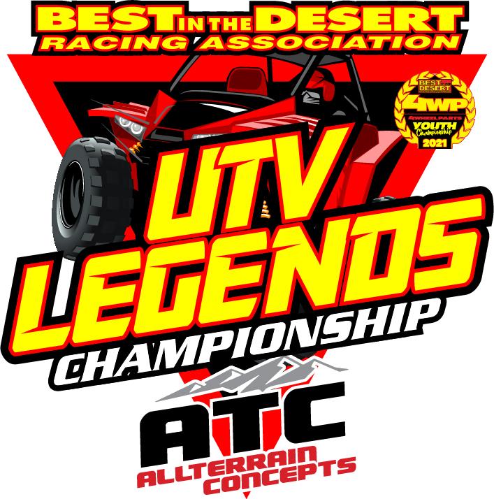 2021 UTV Legends Championship logo
