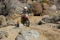 Amateur Motorcycle 399 off-road racing motorcycle class