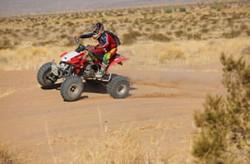 Expert Amateur Quad 600 off-road racing Class