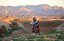 Expert Motorcycle Adventure off-road racing Class