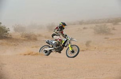 Expert Motorcycle Family off-road Class