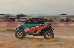 Youth UTV 1000 Production off-road racing Class
