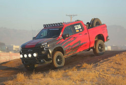 class 1200 off-road racer at bitd event