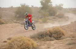 Expert Motorcycle Ironman off-road racing Class