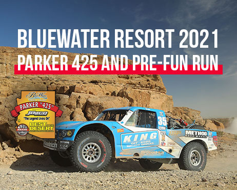 BlueWater Parker 425 and Pre Fun Run