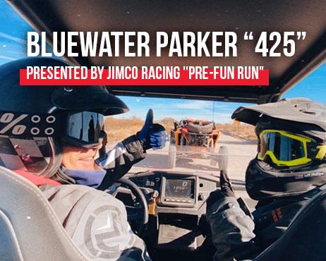 Parker 425 Pre Fun Run