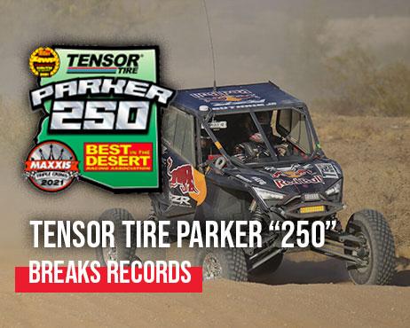 2021 parker 250
