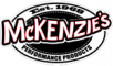 McKenzies Performance Products – Associate Sponsor Silver sponsor logo