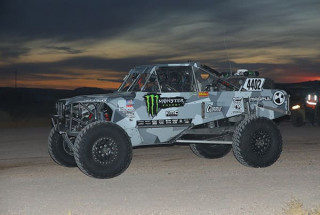 Ultra4 off-road desert racing rule book
